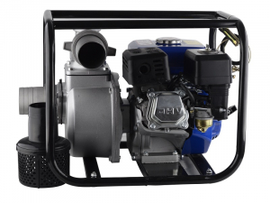 """Motopompa pe benzina Stern GWP-300A, 6.5CP, 46m3/h, 80mm/3"""", apa curata [2]"""