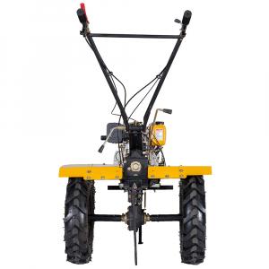 Motosapa diesel (motocultor) ProGARDEN HS1100A, 7CP, 120CM, roti, lame, discuri2