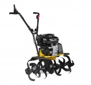 Motosapa benzina (motocultor) Texas Lilli 534TG, 5.6CP, 85CM, roti ajutatoare, lame1