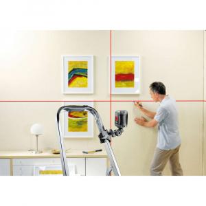 Nivela laser autonivelanta SKIL F0150511AA, 10m, +/-5 mm, rosu, doua axe in cruce3
