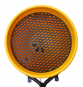Carucior pentru imprastiat (dispersor) Texas CS2500, 25l, 2metri, pentru seminte/ingrasamant/nisip/sare de drum6