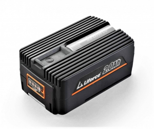 Pachet trimmer iarba cu acumulator (motocoasa) Redback E312D, 40V, 2Ah cu acumulator si incarcator6
