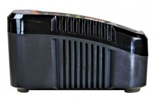 Pachet trimmer iarba cu acumulator (motocoasa) Redback EA314, 120V, 3Ah cu acumulator si incarcator rapid6