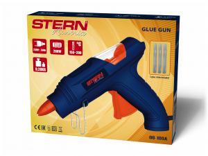 Pistol de lipit cu baghete (batoane silicon) Stern GG100A, 20 g/min, 11 mm, 200 grade1