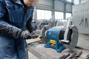 Polizor de banc Bosch GBG 60-20, 600 W, 200 mm, 3600 RPM [3]