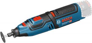 Polizor drept (biax) Bosch GRO 12V-35, 35.000 rpm, 12V, 3.2mm