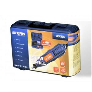 Polizor drept (biax) Stern MDC135, 35.000 rpm, 135W, 2.4-3.5mm2