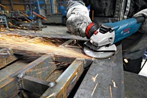Polizor unghiular (flex) Bosch GWS 18-125 SL, 1800 W, turatie variabila, 125 mm2