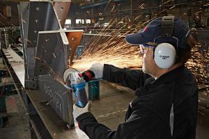 Polizor unghiular (flex) Bosch GWS 1400, 1400 W, 11.000 rpm, 125 mm3