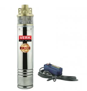 Pompa submersibila Verk V4S-750B, 750W, 48L/min, apa curata0