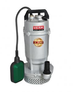 Pompa submersibila Verk VSP-32B, 750W, 66L/min, apa curata, plutitor/flotor0
