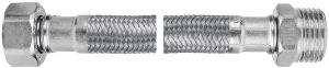 "Racord flexibil pentru apa FERRO PWS11, 1/2""x1/2"" FI-FE  20cm0"