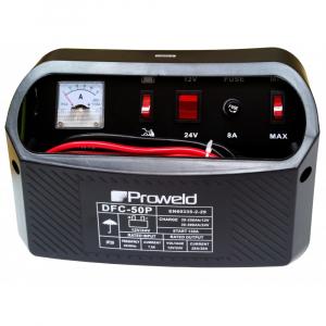 Redresor auto (robot de pornire) ProWELD DFC-50P, 12/24V, 300A MAX, 130A Demaraj1