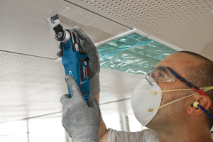 Scula oscilanta multifunctionala Bosch GOP 30-28, 300W, StarlockPlus [2]