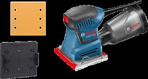 Slefuitor cu vibratii Bosch GSS 140-1 A, 180W, 113x101mm2