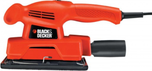 Slefuitor cu vibratii Black & Decker KA300, 135W, 92x230mm1