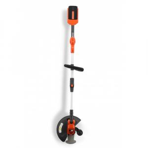 Pachet trimmer iarba cu acumulator (motocoasa) Redback E312D, 40V, 6Ah cu acumulator si incarcator1
