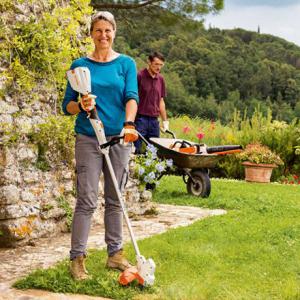 Trimmer iarba cu acumulator (motocoasa) Stihl FSA 56, 36W, 28 cm [1]