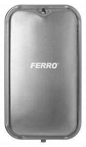 Vas expansiune suspendat plat rectangular FERRO CO8PR, 8 litri, 3 bari pentru instalatii de incalzire0