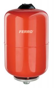 Vas expansiune suspendat vertical FERRO CO18W, 18 litri, 8 bari pentru instalatii de incalzire0