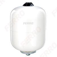 Vas expansiune suspendat vertical FERRO SO24W, 24 litri, 10 bari pentru instalatii solare0