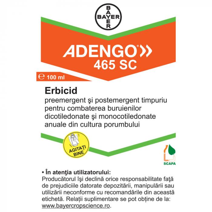 ERBICID ADENGO 465 SC 0