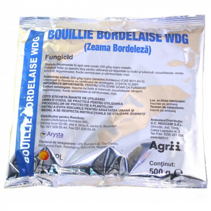 FUNGICID BOUILLIE BORDELAISE WDG [0]