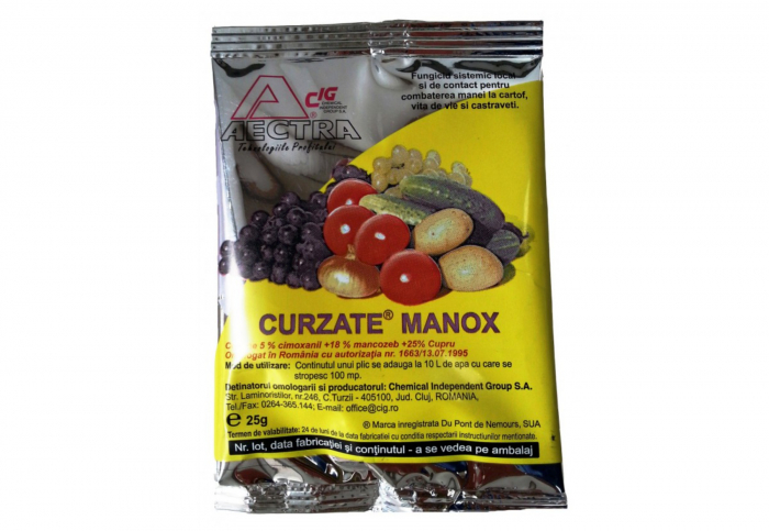 FUNGICID CURZATE MANOX [0]