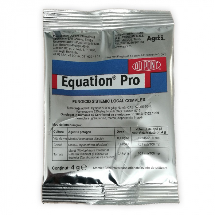 FUNGICID EQUATION PRO 0