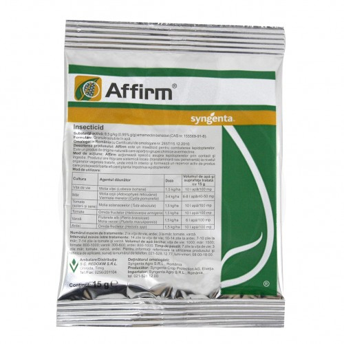 INSECTICID AFFIRM [0]