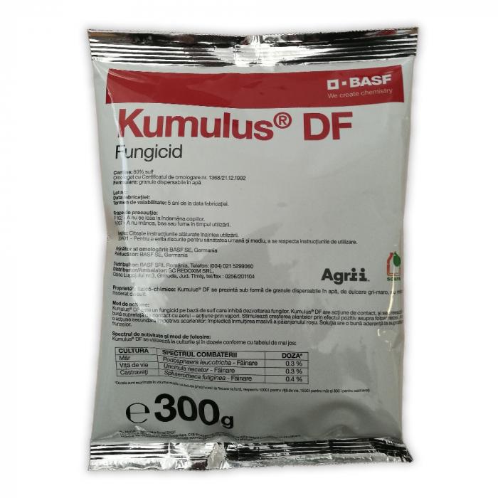 FUNGICID KUMULUS DF 0