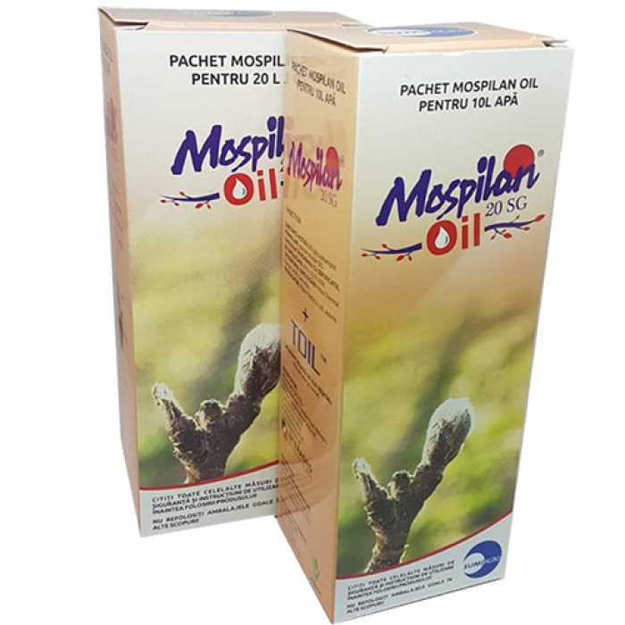 PACHET INSECTICID MOSPILAN OIL 0
