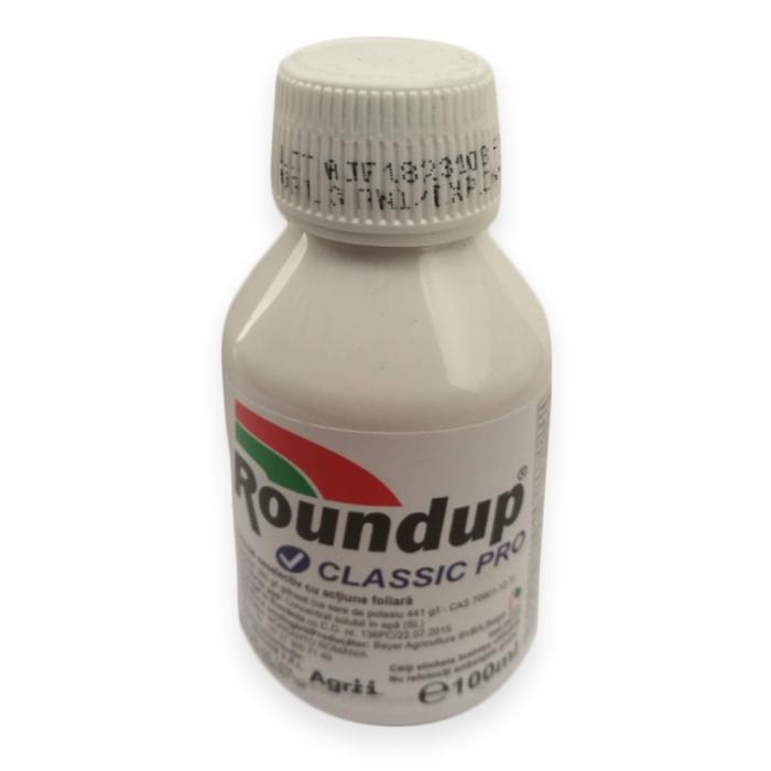 ERBICID ROUNDUP CLASSIC PRO [0]