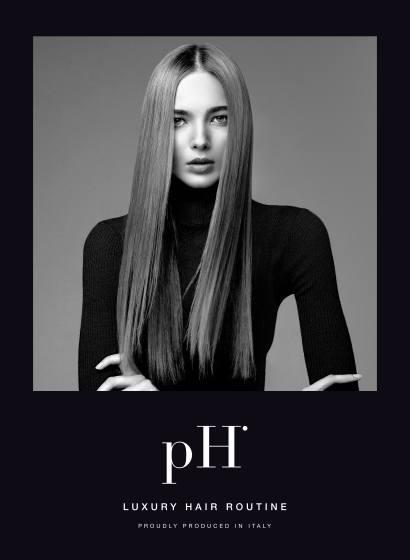 ph hair woman