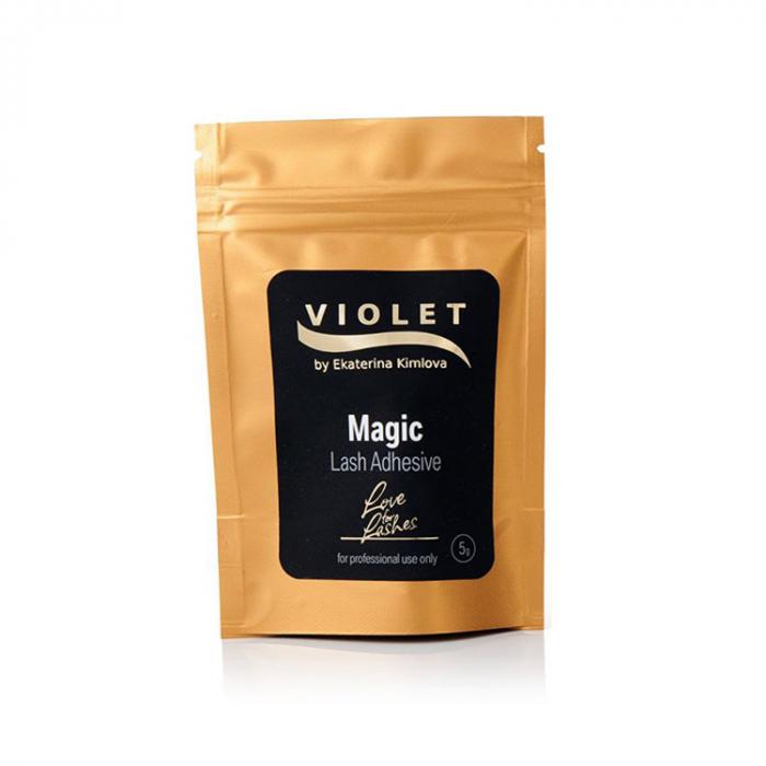 Adeziv Gene Magic 5 G Violet Lashes [0]