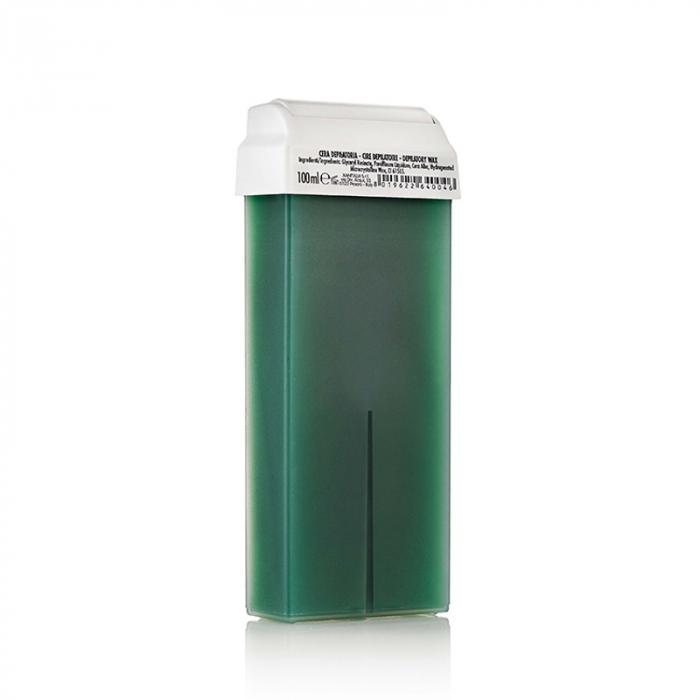 Ceara unica folosinta cu aplicator lat verde [0]