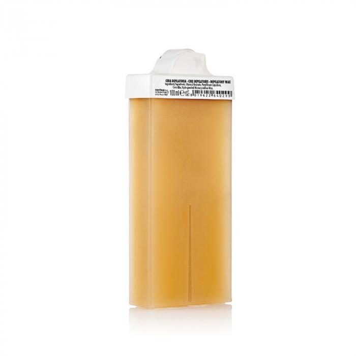 Ceara unica folosinta cu aplicator mediu galben [0]