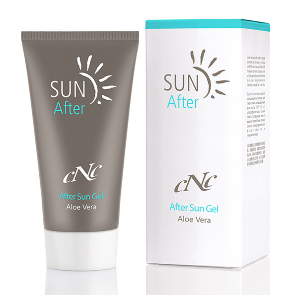 CNC After Sun Aloe Vera Gel 125 ml 0