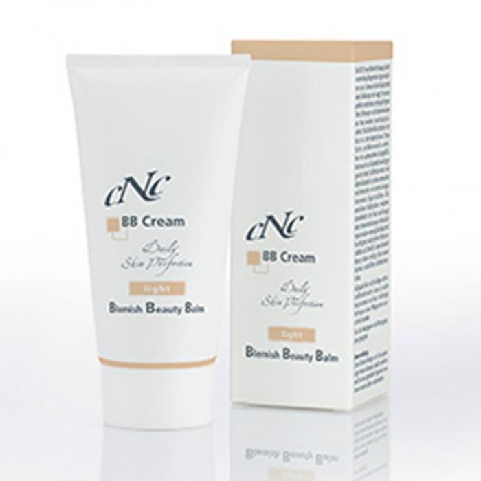 CNC BB Cream - Blemish Beauty Balm Light 50 ml 0