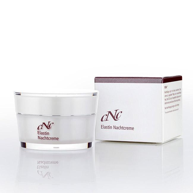 CNC Crema de noapte cu elastina 50 ml [0]