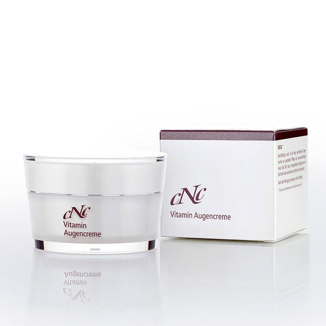 CNC Crema de ochi cu vitamine 0