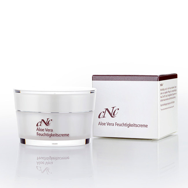 CNC Crema hidratanta cu Aloe Vera 0