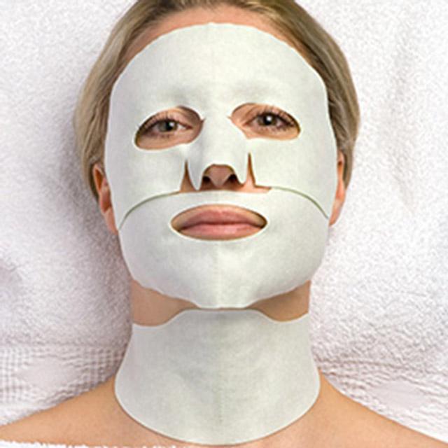 CNC Hydrogel Face & Neck Mask  6 plicuri [0]