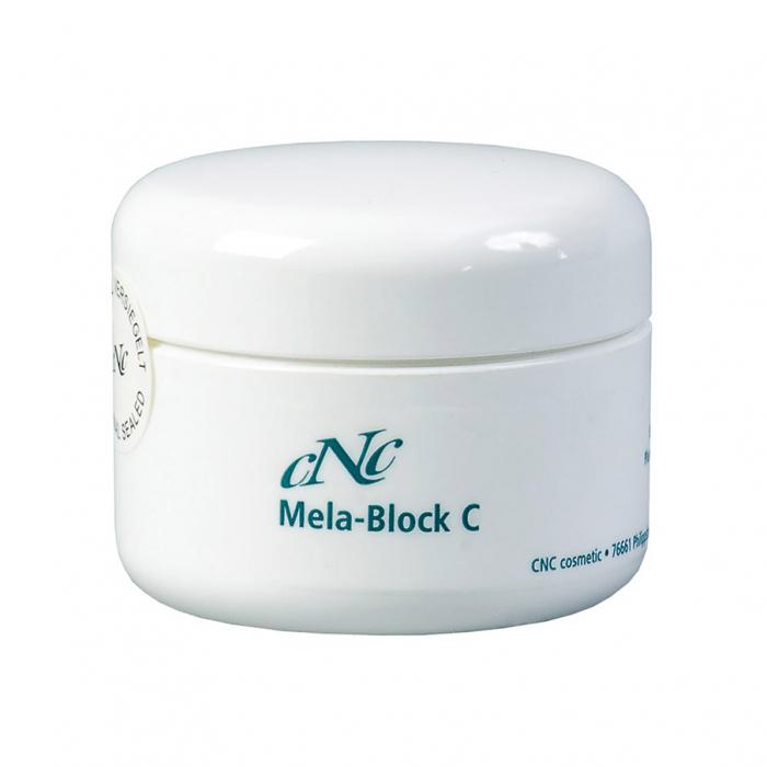 CNC Mela Block C - 25 tratamente - Serum 0