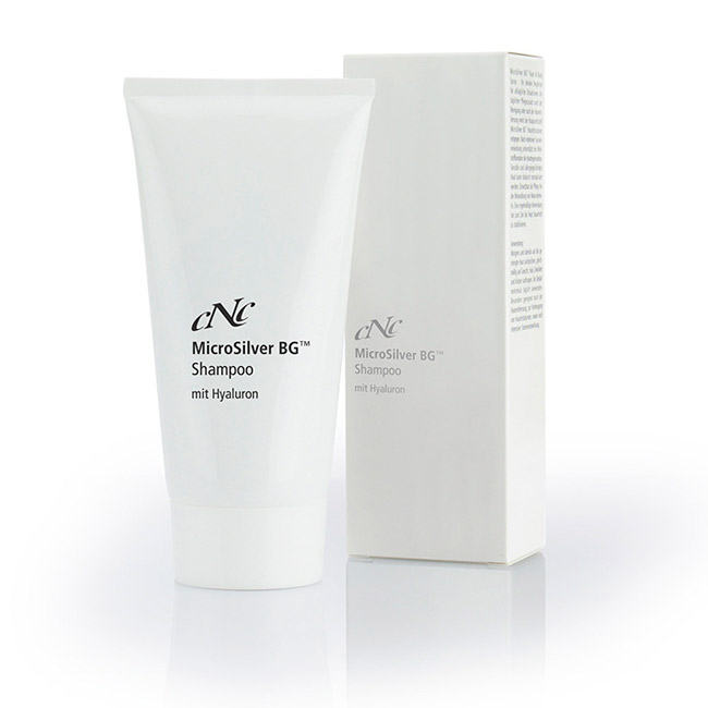 CNC Micro Silver Sampon - 200 ml [0]