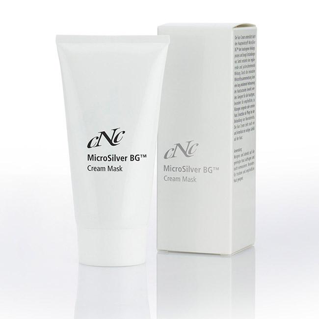 CNC MicroSilver Cream Mask - 200 ml 0
