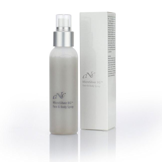CNC MicroSilver Face & Body Spray 0