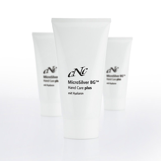 CNC Microsilver Hand Care Plus - 100 ml 0