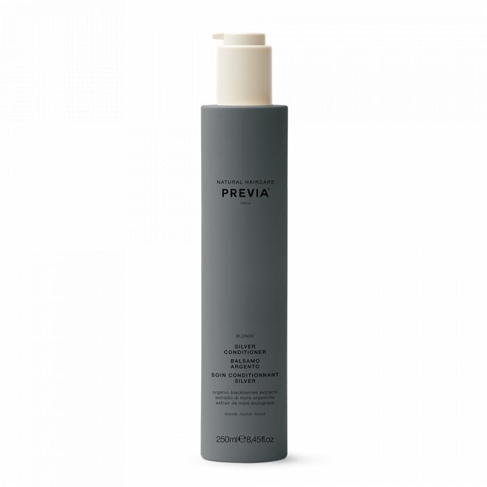 Conditioner Previa Silver pentru par blond 250 ml [0]