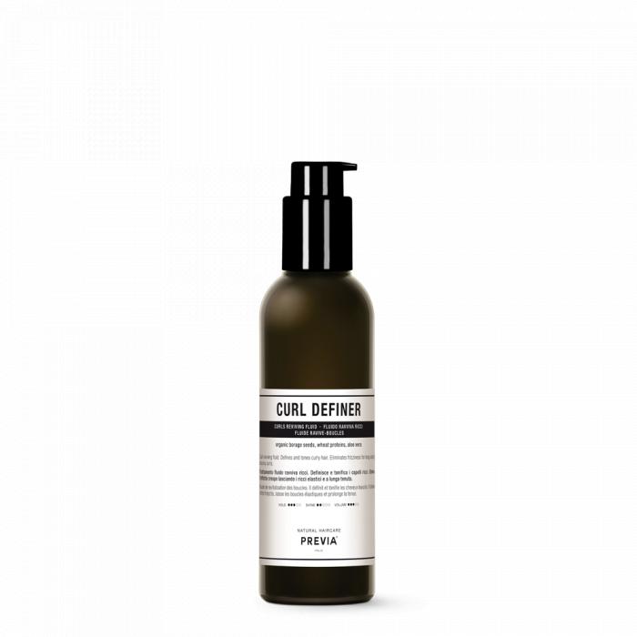 Fluid Previa Curl Definer, pentru parul cret, fara clatire 200 ml [0]